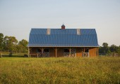 Blue Barn roof smaller