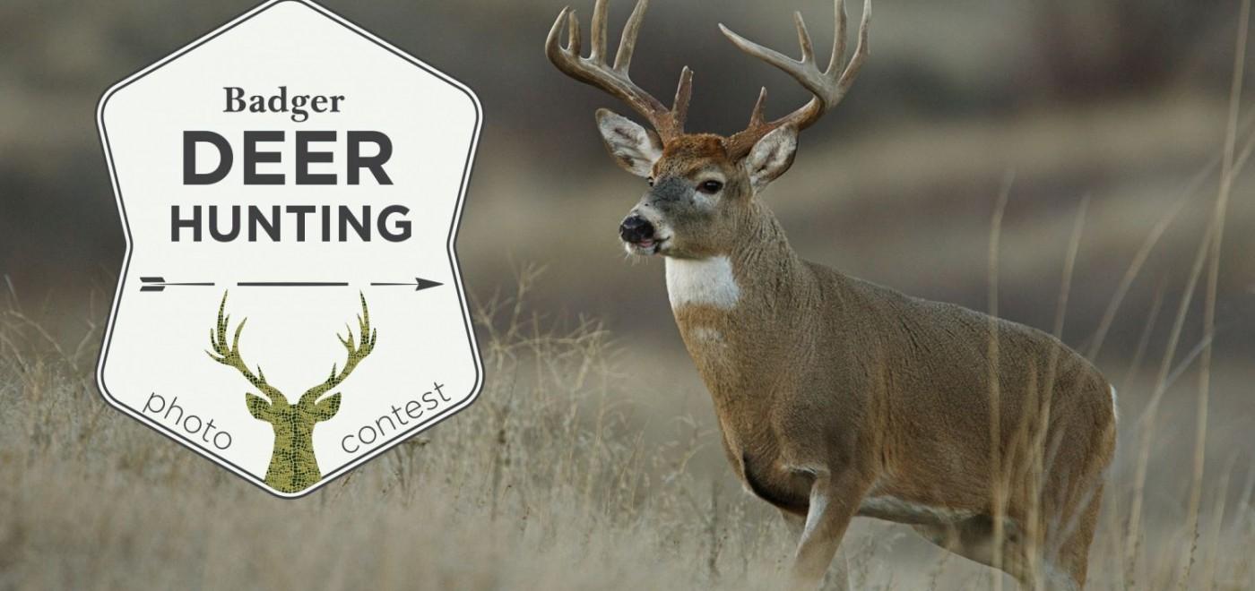 Badger Deer Hunting Photo Contest
