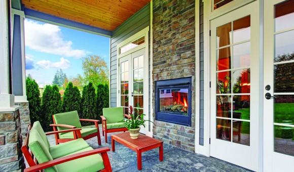 New VistaGrande Fiberglass Doors