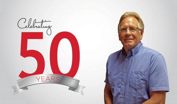 Mike Sexauer Celebrating 50 Years with Badger!