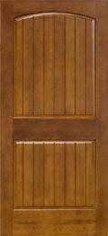 2 panel arch plank