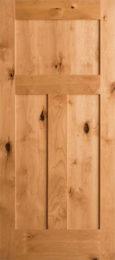 3 panel craftsman flat