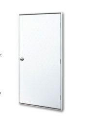 20 Series PLYCO utility door