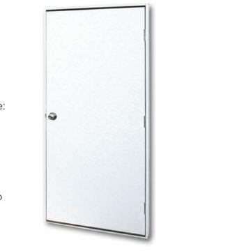 99E Series PLYCO utility door