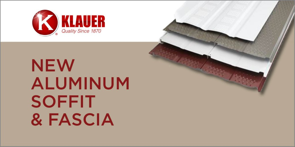 Klauer Soffit Amp Fascia Systems Badger Corrugating Company