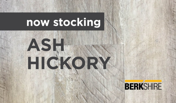 Now Stocking Ash Hickory Flooring