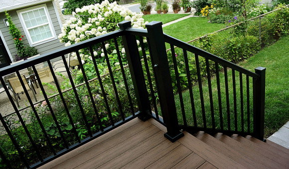 Introducing AFCO Railing & Columns