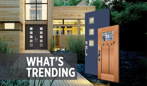 Now trending – the latest in home design