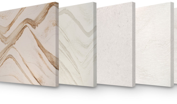Five new Cambria Marble countertop colors are now available