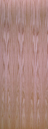 Oak wood veneer flush